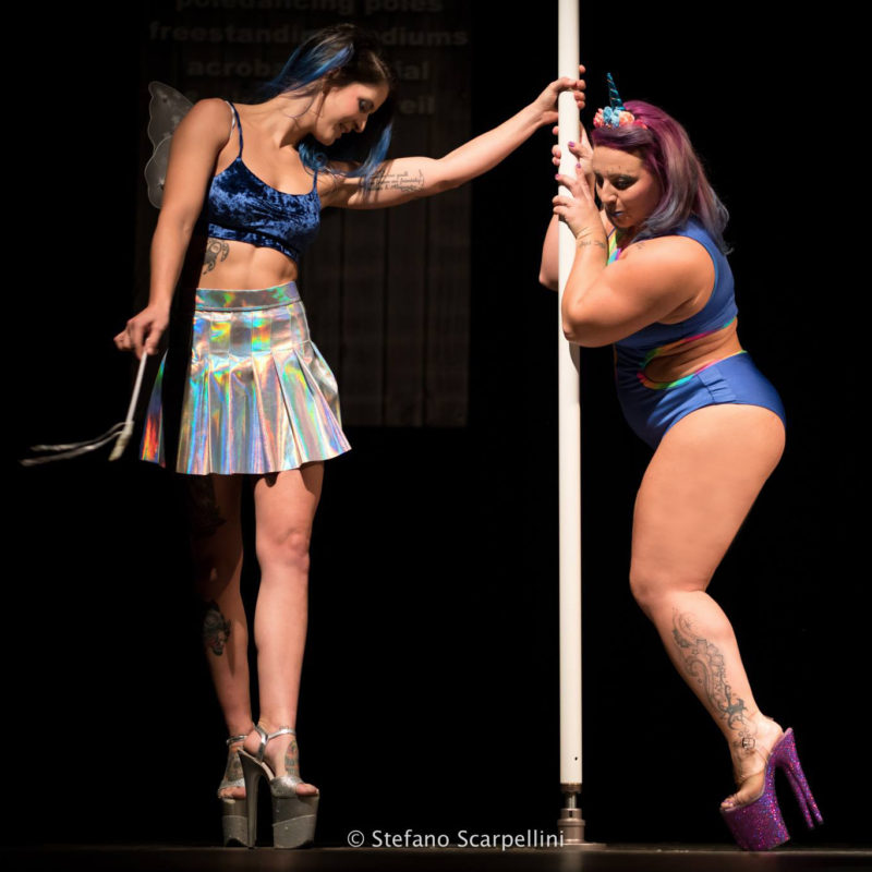 pole dance quartino